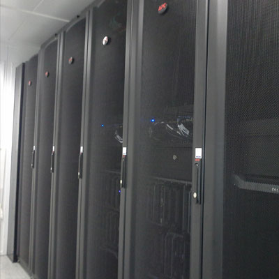 Infrastructure Management at DC One